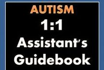 The 1:1 Assistant's Guidebook Inspired (Autism and Special Education) / Pins inspired by the AutismClassroom.com book The 1:1 Assistant's Guidebook: Practical Ideas for Learning Support Aides Working with Students with Autism. (For 1:1 aides in an autism classroom, self-contained classroom, special education classroom or general education classroom.)