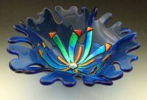 Glass Ideas / by Nancy Koptula
