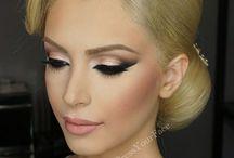 Make-up / Make-up Looks, Schminkanleitungen,