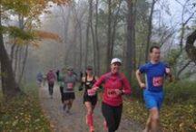 Towpath Marathon / Every October, the Towpath Marathon takes place in Cuyahoga Valley National Park to raise funds for Canalway Partners. The race features 10k, half marathon and full marathon lengths. www.towpathtrilogy.net