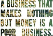Social businesses are better businesses! / Why social businesses are better businesses. A collection of our favourite pictures and pins