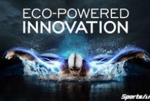Sportsart Fitness ECO-POWR™ / Onze nieuwe ECO-POWR™ lijn van ecologisch verantwoorde fietsen en ellipticals, heeft een technologische sprong genomen naar een hoger level. De omvormers zijn nu in de machines ingebouwd. Zodat de stroom, die door de gebruiker word opgewekt direct is te gebruiken  in het elektriciteitsnet.