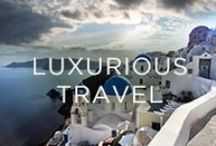 Luxury Travel / Indulgent travel experiences, hotels, cars, flights.