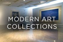 Modern Art Collection / Modern art from The Hess Collection museum and around the world.