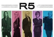 R5: Ross, Rydel, Riker, Rocky and Ellington / #Family #Music #Rock #MoreThanABand  Music is poetry with personality - Ross Lynch