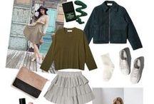 STYLE - FASHION / fashion, trend, trend-setter, style, styling, codi, cloth, bag, shoes, cosmetics, perfume, jacket, t-shirt, skirt, korean-style, trendpalette, chuu, stylenanda, mixxmix