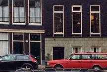 Amsterdam février 2016 / Architecture, façades et détails