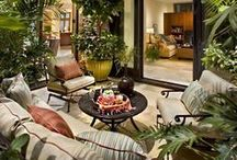 Garden - Balcony