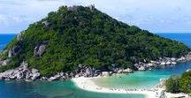 Thailand Backpacking: Paradise Islands and Infamous Parties / Inspiring stuff for independent travel around Thailand, especially for those on a budget.