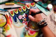 Mixed Media & Art Journal