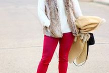 Wardrobe Inspiration / by Erma Stoltzfus