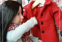 Swish & Swirl doll clothes / Doll clothes by Swish & Swirl