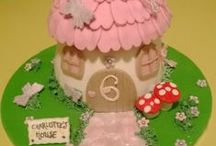 My hobby / A little hobby of mine...all cakes are baked and decorated by me for friends and family.