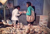 Fashion in Flair 2014 / Dea Sandals Capri, artigianato made in italy in villa Bottini Lucca 12/13/14 settembre ingresso libero #fashioninflair #deasandals #sandaligioiello #sandalicapri