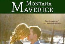 Montana Maverick / Book IV in the Big Sky Maverick's series from Tule Publishing. this is Meg's story.