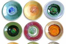 ceramic / Dishes, bowls, art. / by Dixie D'Andrea