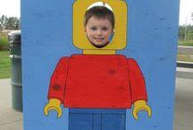 Lego party / by Sara Ferret