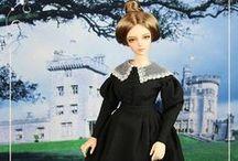 Swish & Swirl historical doll clothes