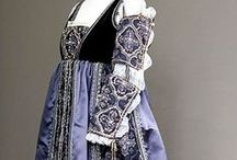 Renaissance Fashion (Europe)