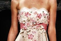Beautiful dresses and gowns