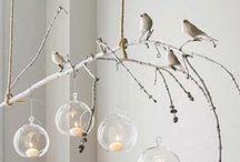 Branch deco / Idées déco avec des branches