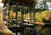 Summer Houses and Garden Rooms / Some ideas and inspiration for summer houses and garden rooms.