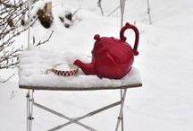 Tea addict / Parce que je n'imagine pas une journée sans une tasse de thé!