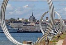 Nantes / La ville où sont mes racines.