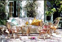 Terrasses et jardins/outdoor living / Profiter d'un jardin, quel bonheur!