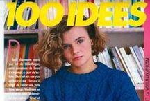 100 idées magazine / Magazine génial qui a paru entre 1972 et 1989. Il est une formidable source d'inspiration!