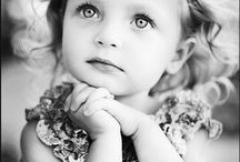 Caras bonitas - crianças
