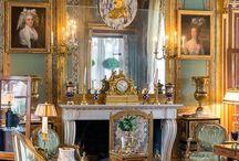 Casas palácios etc. interiores