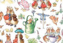Pinturas -Beatrix Potter