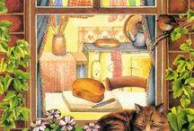 Pinturas -Valerie Greeley
