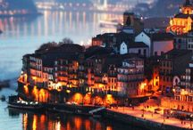 Vilas e cidades - Portugal