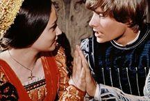 Filmes  Romeu e Julieta. Olívia Hussey