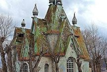 Igrejas abandonadas