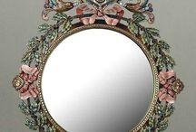 Espelhos Venezianos, Murano e outros