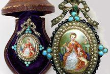 Jóias - Medalhões e pendentes