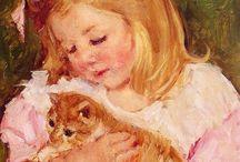 Pinturas -Mary Cassat