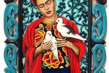 Pinturas-Frida kahlo