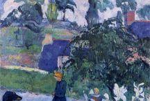 Pinturas -paul Gauguin
