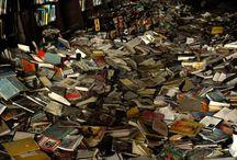 Bibliotecas abandonadas