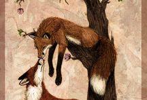 Animais - Pinturas