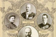 Romanov - criados heróicos