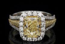 AA Diamantes e outras pedras amarelas