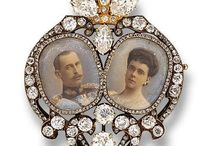 Romanov Jóias trajes objectos etc.