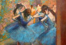 Pintura Edgar Degas