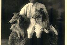 Fotos antigas com animais