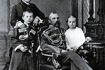 Romanov familiares